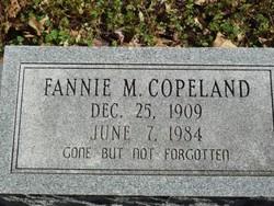 Fannie <i>McGowen</i> Copeland