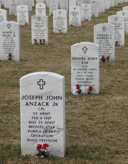 Corp Joseph John Anzack, Jr