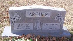 Hubert Ray Archer