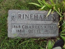 Ollie <i>Miller</i> Rinehart