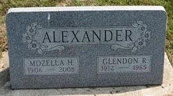 Mozella Frances <i>Hines</i> Alexander