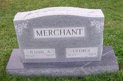 Pvt George Merchant