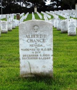 Albert R. Chance