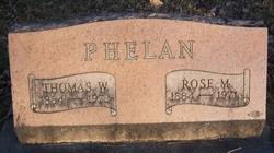 Rose M Phelan