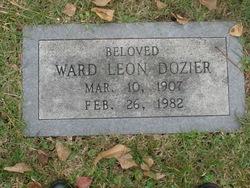 Ward Leon Dozier