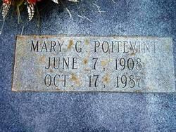 Mary <i>Godwin</i> Poitevint