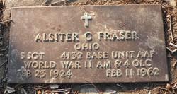 Alsiter C. Fraser