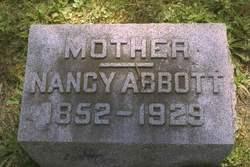 Nancy <i>Abbott</i> Anderson
