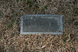 Cornelia Ann <i>Thomas</i> Braswell