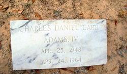 Charles Daniel Carr Adams, IV