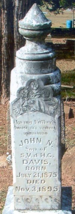 John N Davis