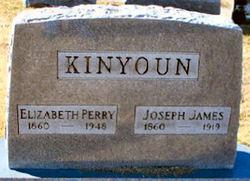 Dr Joseph James Kinyoun