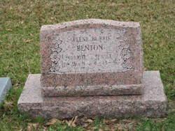 Arlene <i>Burris</i> Benton