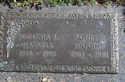 Agnes P. Higgins
