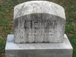 Virginia <i>Taylor</i> Jones