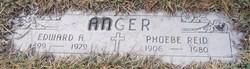Edward Alexander Anger