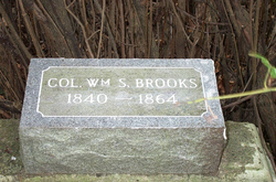 Col William Sanford Brooks