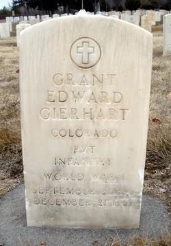 Grant Edward Gierhart