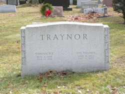 Harold Joseph Pie Traynor