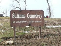 Saint Anne Cemetery