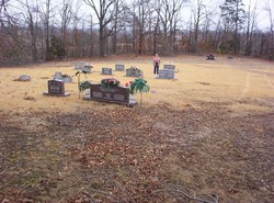 Tomahawk Baptist Church Cemetery