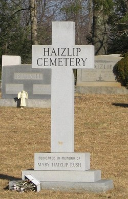 Haizlip Family Cemetery