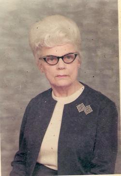 Helen Edith <i>Jordan</i> Dedman
