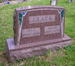 Effie <i>Perdue</i> Clark