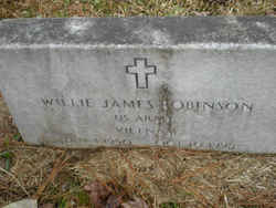Willie James Robinson