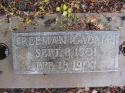 Freeman R. Adams