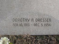 Dorothy A. Dressen