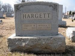 Mahala Catherion <i>Griffith</i> Hargett