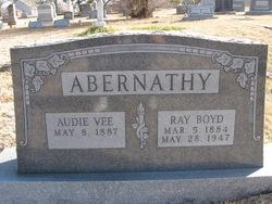 Auda Vee Audie <i>Son</i> Abernathy