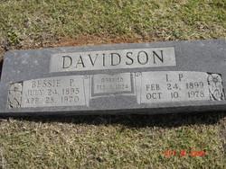 Isaac Perry Davidson