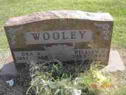 Ora E. Wooley