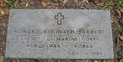Howard Reginald Jarrett