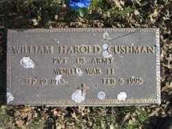William Harold Cushman