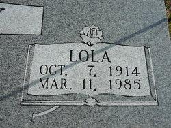 Lola <i>Higginbotham</i> Perry