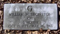 William H. Bronston