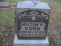Milton H Korn