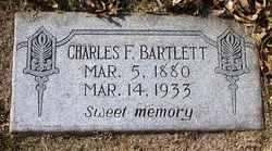 Charles Frank Bartlett