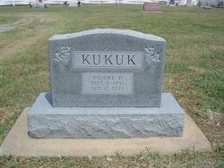 Duane D. Kukuk