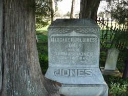 Margaret <i>Holdiness</i> Jones