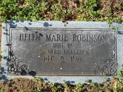 Helen Marie <i>Robinson</i> Hardwick