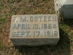 Francis Marion Osteen, Sr