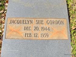 Jacquelyn Sue Gordon