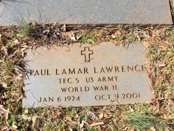 Paul Lamar Lawrence