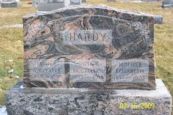 Elizabeth Ann <i>Rose</i> Hardy