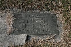 Thomas Settle Ellington