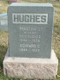 Edward C Hughes
